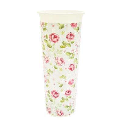 Ваза для цветов Розы D 112 mm *18 купить оптом и в розницу