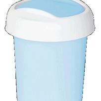 """Контейнер для мусора """"Ориджинал"""" 1 л голубой пастельный  * 30 купить оптом и в розницу"""