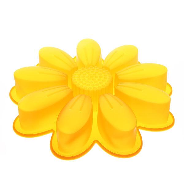 Форма силиконовая ″Цветок″ 27*5 см ТХ0079 купить оптом и в розницу