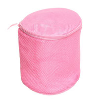 Мешочек для стирки Селфи 16*19 розовый купить оптом и в розницу