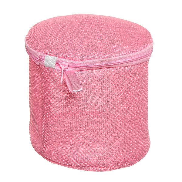 Мешочек для стирки Селфи 13*16 розовый купить оптом и в розницу