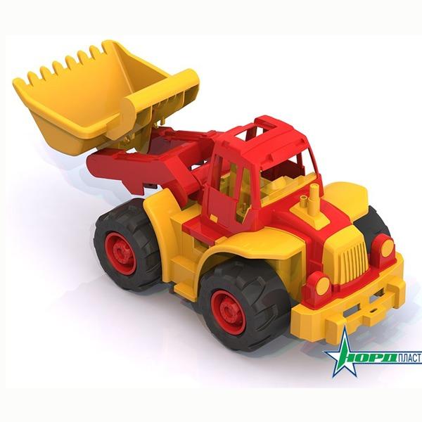 Трактор Богатырь мини с грейдером 299 Норд /6/ купить оптом и в розницу