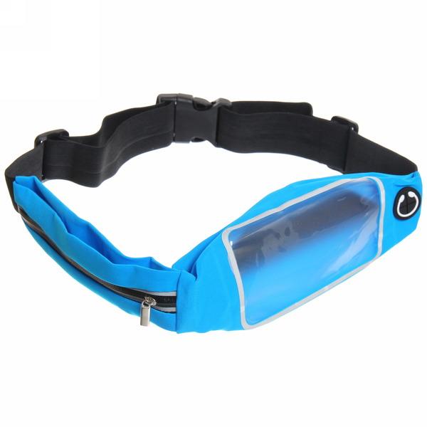 Поясная сумка для спорта и отдыха YD101 (2 отделения) купить оптом и в розницу