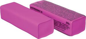 Пластилин  1 цв 20г Artberry мягкий, розовый купить оптом и в розницу