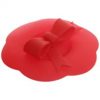 Крышка силиконовая для кружки 10,5см ″Бантик″ BG002 купить оптом и в розницу