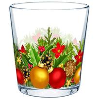 Стакан 200мл ″Новогодняя феерия″ (2) купить оптом и в розницу