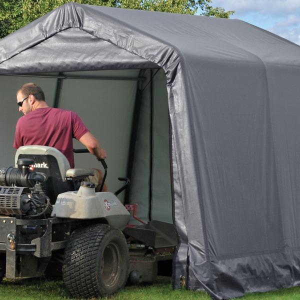 Сарай в коробке Shelterlogic, скатная крыша 3х3х2.4 купить оптом и в розницу
