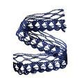 Пряжа для вязания Olimpia Iolanta цв.I05 синий 500г 5шт купить оптом и в розницу
