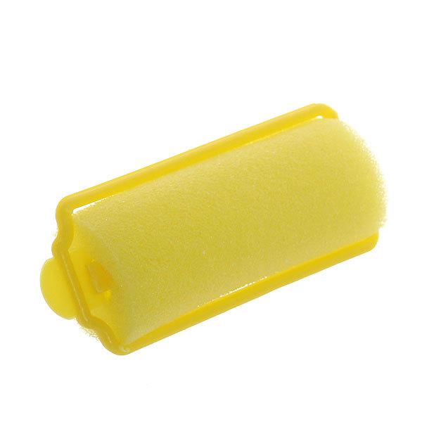 Бигуди поролоновые с зажимом 10шт, цвет микс, d=25мм купить оптом и в розницу