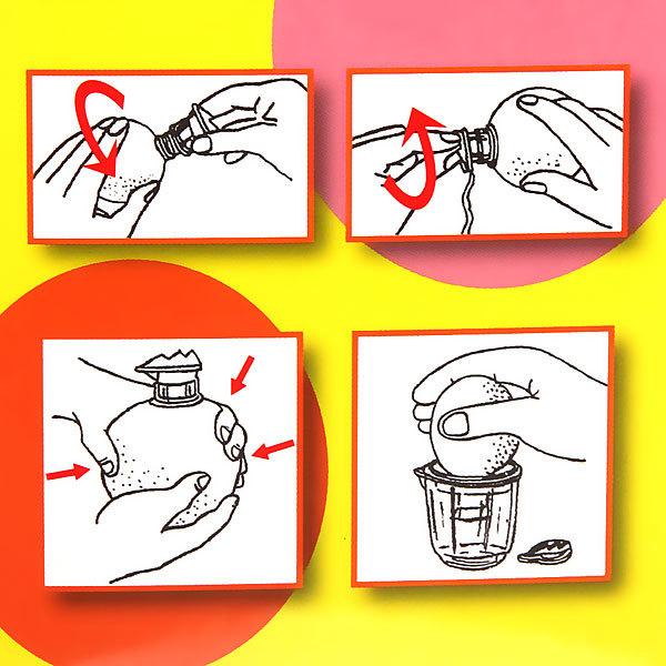 Соковыжималка для цитрусовых Петушок 9*7см купить оптом и в розницу