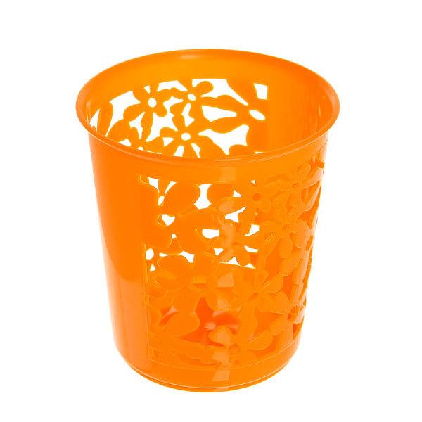 Подставка для столовых приборов ″Цветочки″ 11*10см пластиковая купить оптом и в розницу