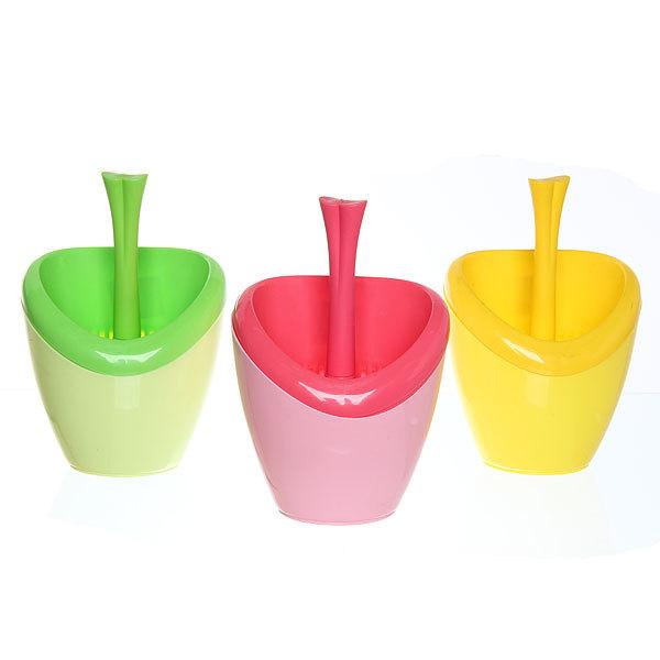 Подставка для столовых приборов 20*12см пластиковая с ручкой купить оптом и в розницу