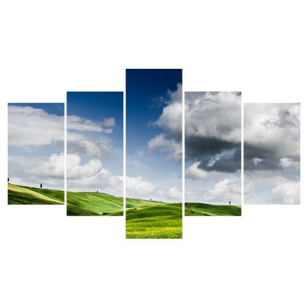 Картина модульная полиптих 75*130 Природа диз.12 35-02 купить оптом и в розницу