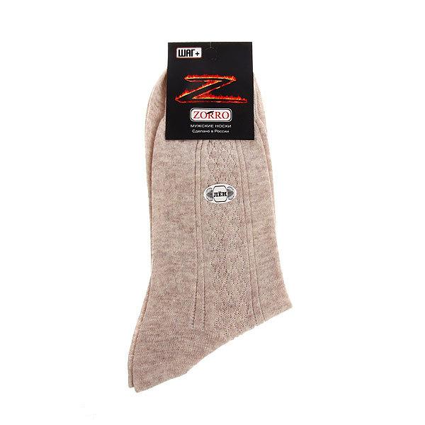Носки мужские ШАГ+, лён, р. 29 купить оптом и в розницу