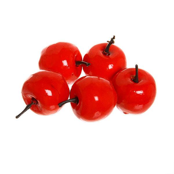 Муляж ″Яблочки″ 50 шт/упаковка купить оптом и в розницу