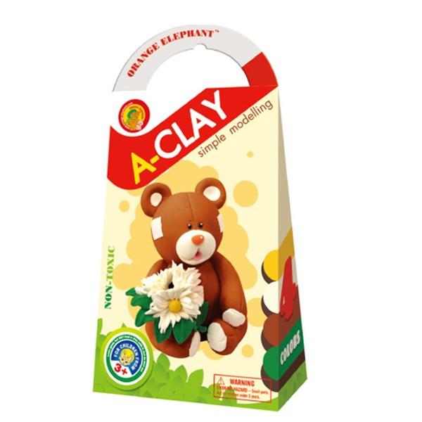 Набор ДТ Пластилин Сумочка Медвежонок Тима 20694/C/Bear купить оптом и в розницу