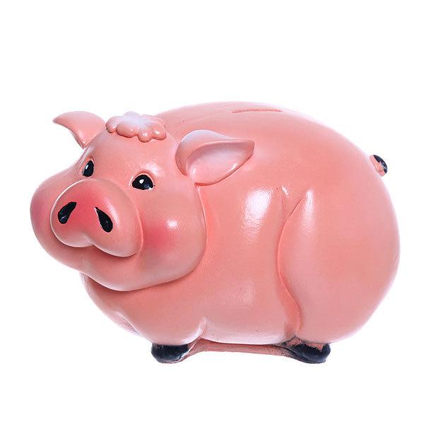 Копилка Свинка 22*14см купить оптом и в розницу