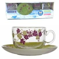 Набор чайный КАШИМА ГРИН 12пр. 220мл. (1/4) купить оптом и в розницу