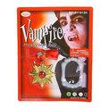 Набор карнавальный набор ″Вампир″(Зубы+ подвеска) 1812Н купить оптом и в розницу