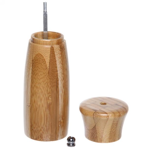 Мельница для специй бамбуковая 15см купить оптом и в розницу