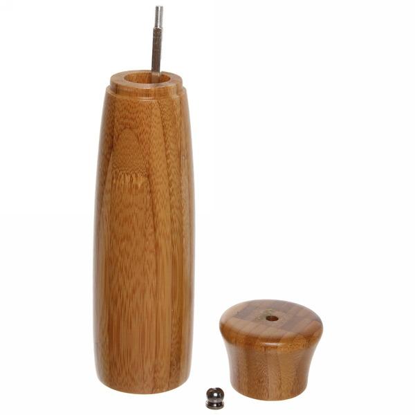 Мельница для специй бамбуковая 20см купить оптом и в розницу