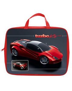 """Сумка детская д/тетр. А4 Hatber """"Turbo car"""", с ручками, текстиль купить оптом и в розницу"""