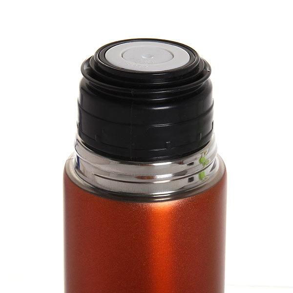 Термос с металлической колбой 500 мл ″Селфи″ красный купить оптом и в розницу