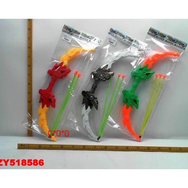 Лук со стрелами 9188-36К в пак. купить оптом и в розницу
