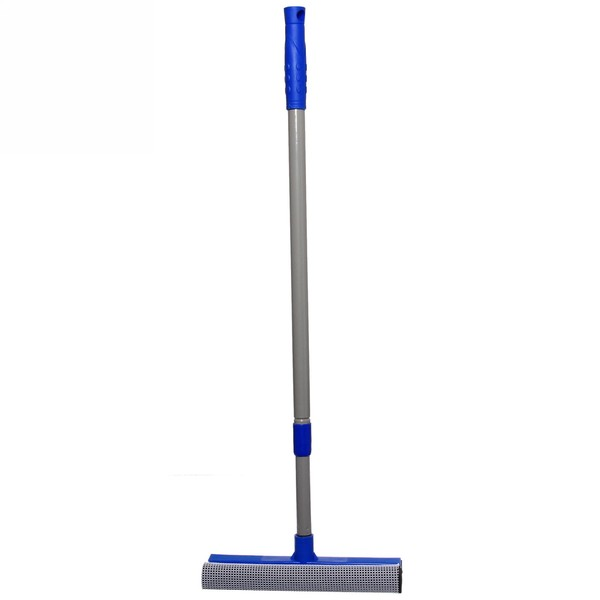 Окномойка Селфи для мытья стекол ручка 110см. губка 25см. 660 купить оптом и в розницу