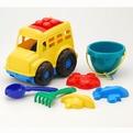 Песочный набор Автобус Бусик №3 0107 /Colorplast/ купить оптом и в розницу