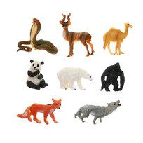 Магнит из полистоуна ″В мире животных″ купить оптом и в розницу