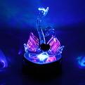 Фигурка из акрила ″Пара лебедей на сердце″ 10 см купить оптом и в розницу