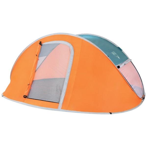 Палатка кемпинговая 3-местная 1-слойная NuCamp BESTWAY, 235х190х100 см купить оптом и в розницу
