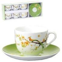 Набор чайный РАЙСКАЯ ПТИЧКА 12пр. 250мл. (1/4) купить оптом и в розницу