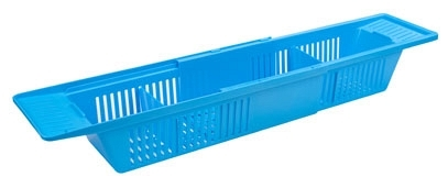"""Полка на ванну """"Toys"""" (голубая лагуна)*13 купить оптом и в розницу"""