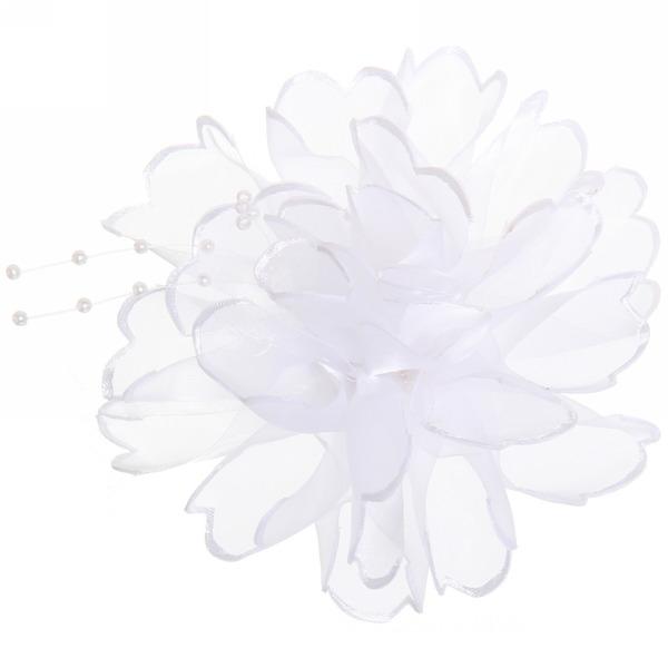 Бант для волос ″Тифани″ PalSv бант с бусинками №002 купить оптом и в розницу