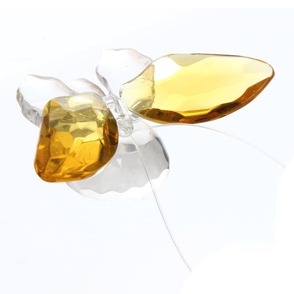 Фигурка из акрила ″Бабочка″ 6 см купить оптом и в розницу
