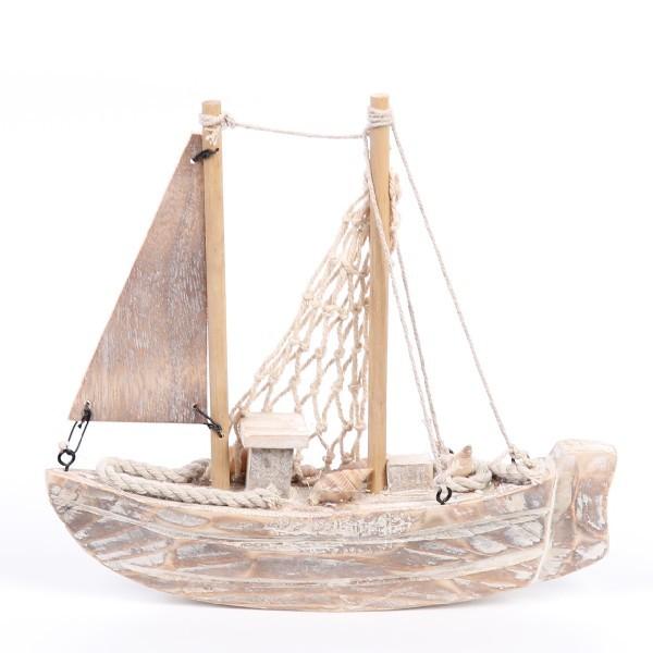 Модель корабля ″Рыбацкая лодка″ 21см 169В купить оптом и в розницу