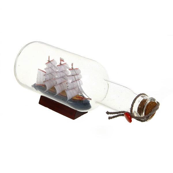 Корабль в бутылке 21 см 20111 купить оптом и в розницу