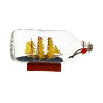Корабль в бутылке 18 см 700 купить оптом и в розницу