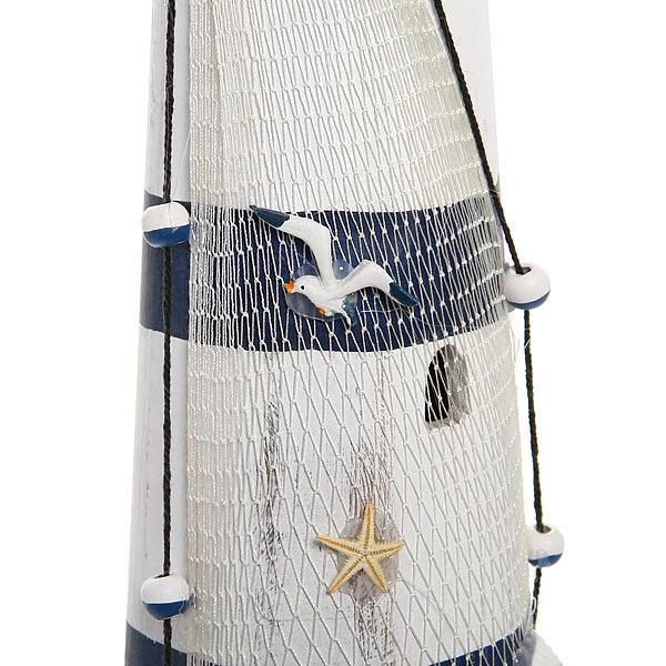 Фигурка из дерева, маяк ″Море″, 56см купить оптом и в розницу