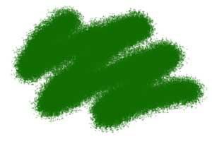 Краска д/моделей 21-АКР зеленая авиа-интерьерная купить оптом и в розницу