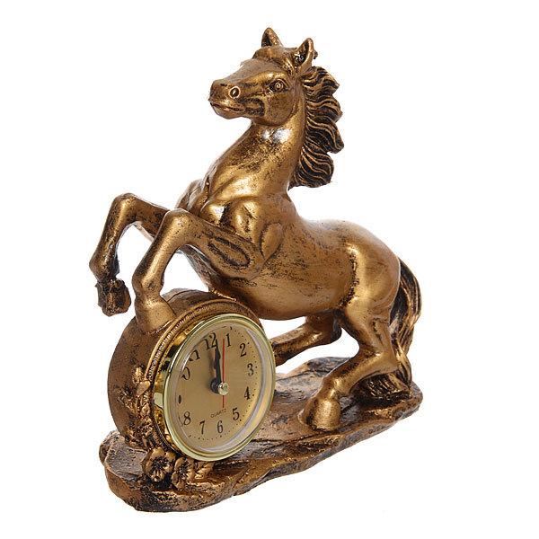 Часы сувенирные ″Конь″ 19см 3379А купить оптом и в розницу