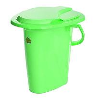 Ведро-туалет ″Адис″ зеленое, 16 л. (Зеленый) С406ЗЕЛ купить оптом и в розницу