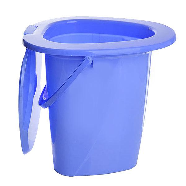 Ведро-туалет ″Адис″ фиолетовое 16 л. (Фиолетовый) С406ФИЛ купить оптом и в розницу