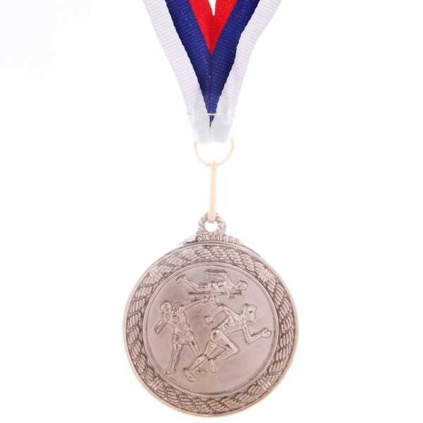 Медаль ″ Легкая атлетика ″- 2 место (5см) купить оптом и в розницу