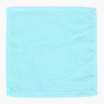 Салфетка махровая 30*30см Светло-голубая ЭК30 купить оптом и в розницу