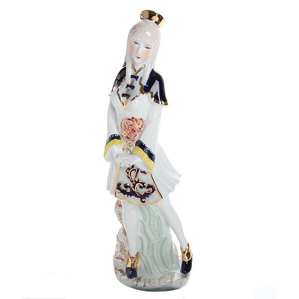Статуэтка керамическая 29см ″Мадам Жаннет″ купить оптом и в розницу