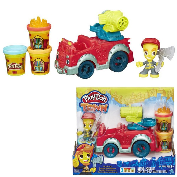 Play-Doh Набор Город пожарная машина В3416 купить оптом и в розницу