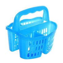 Подставка для столовых приборов 16*16,5*15см пластиковая, 4 секции 251 купить оптом и в розницу